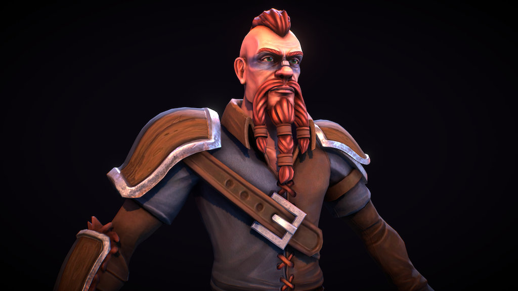 Sketchfab category - cultural heritage - Viking