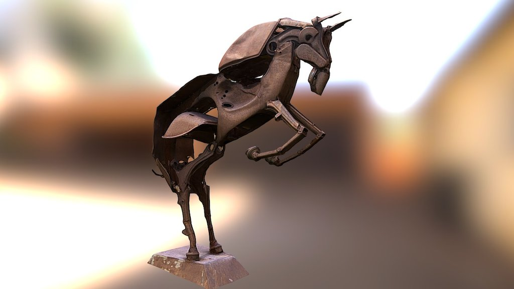 Sketchfab category - characters - Horse