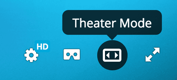 Sketchfab 3d model viewer theater mode